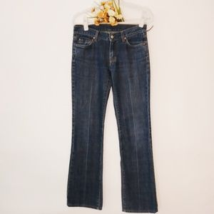 Vintage 7 for All Mankind Bootcut Jerome Dahan